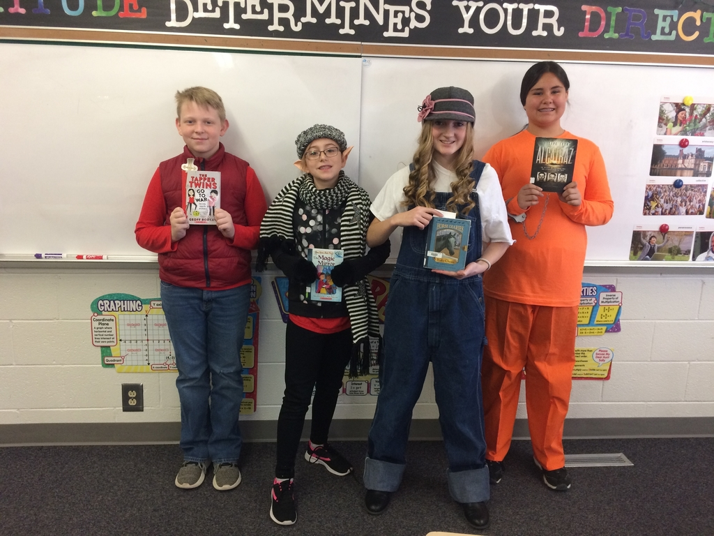 Book characters